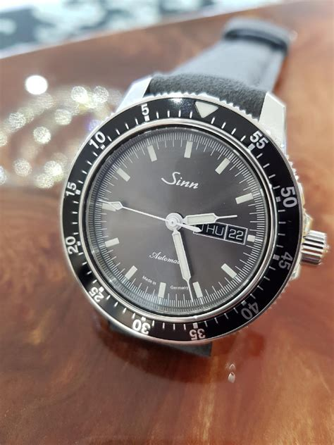 sinn  st sa   premium german mens  define