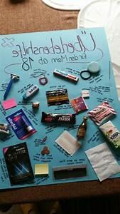 18 Geburtstag Geschenk Selbstgemacht Geschenke Zur