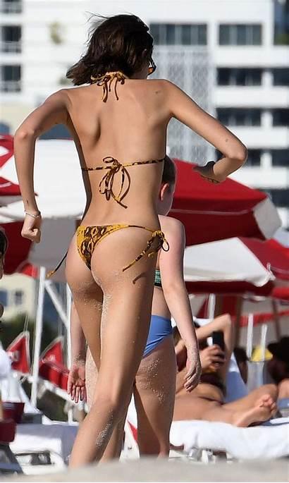 Gerber Kaia Bikini Beach Miami Hawtcelebs Latest