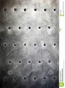 Plaque De Metal : texture noire de plaque de m tal ou d 39 armure avec des rivets photographie stock image 31753972 ~ Teatrodelosmanantiales.com Idées de Décoration
