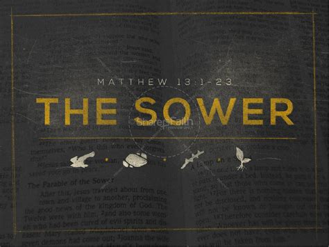 sower ministry powerpoint powerpoint sermons