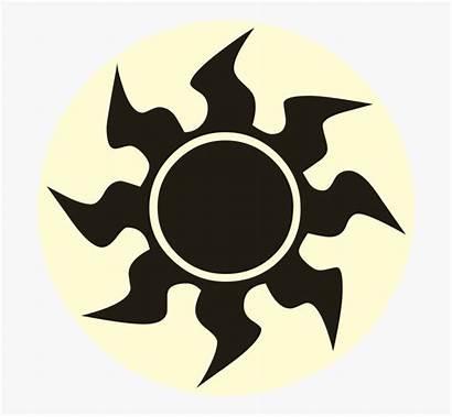 Mana Mtg Symbols Symbol Circle Transparent Clipart