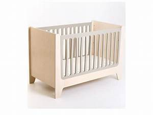 Lit Bébé Écologique : kids gallery lit bebe evolutif ecologique gris ~ Carolinahurricanesstore.com Idées de Décoration
