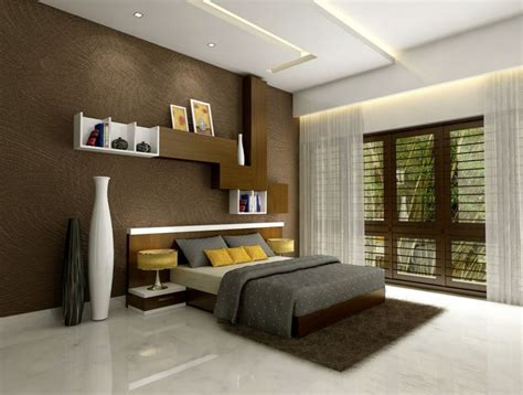 master bedroom interior design  kerala home decor