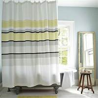 striped shower curtains White Sale: Bedding and Bath Sales At Target, Macy's ...