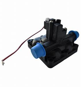 Replacement Upper Assembly  1 For Shurflo 4009 Pump Water