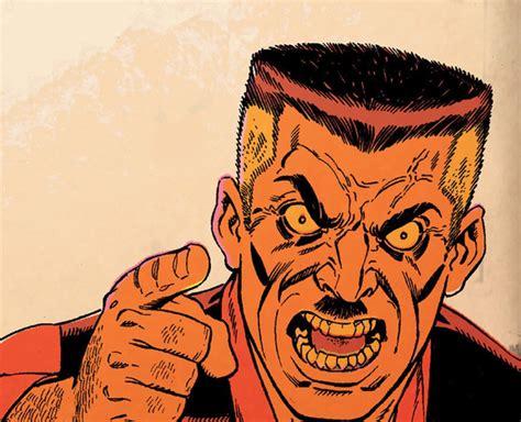 J. Jonah Jameson Is Angry