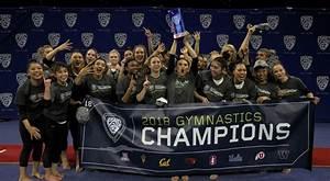 UCLA Wins 2018 Pac 12 Gymnastics Championship Pac 12