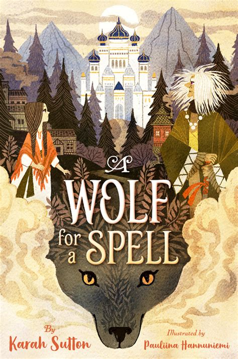 Cover Reveal: A Wolf For A Spell by Karah Sutton | Book ...