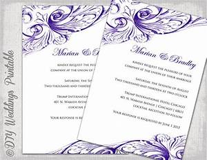 best collection of free printable wedding invitation With create your own wedding invitations free with photo