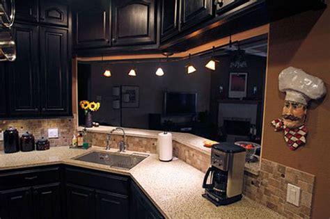 black kitchen cabinets ideas cool kitchen ideas with black cabinets 4747 baytownkitchen