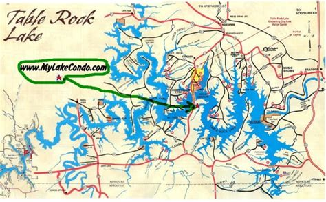 Table Rock Lake Resorts And Boat Rental by Table Rock Lake Welcome To Quot My Lake Condo Quot On Table Rock
