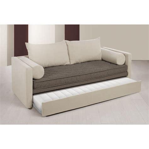 le canape canapé lit gigogne lyon meubles et atmosphère