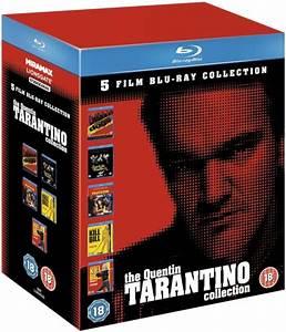 Quentin Tarantino Box Set Blu-ray Zavvi com