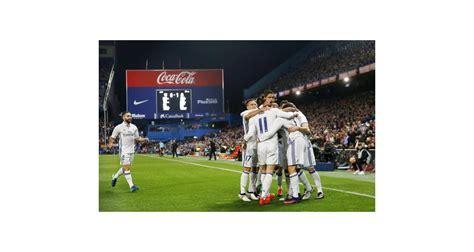 Atletico Madrid - Real Madrid (0-3) : Cristiano est de ...