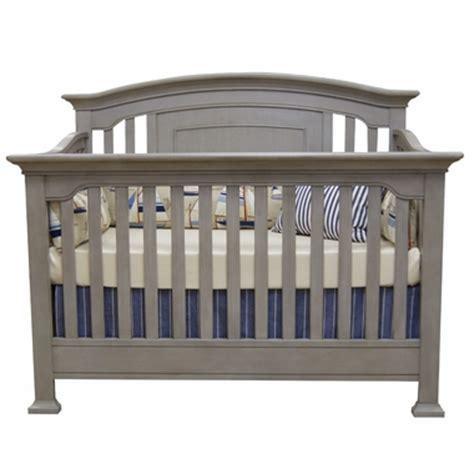 munire medford crib munire medford lifetime crib in gray free shipping 499 95