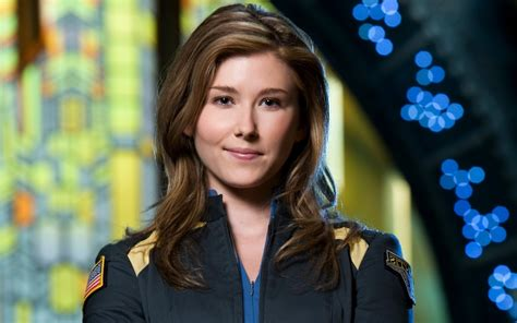 Jewel Staite, Stargate, Atlantis, Actress, Brunette