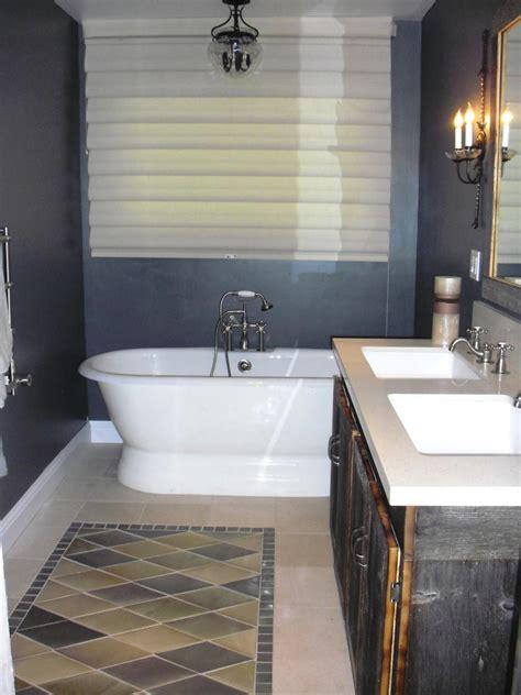 Beautiful Bathroom Floors From Diy Network Diy