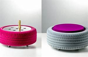 100 DIY furniture from car tires – tire recycling – Do it