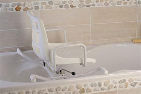 siege med siège de bain pivotant dupont