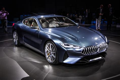 Villa D'este 2017 Bmw Concept 8 Series Gtspirit