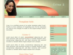 crisp culture page 2 of crisp 2 free website template free css templates free css