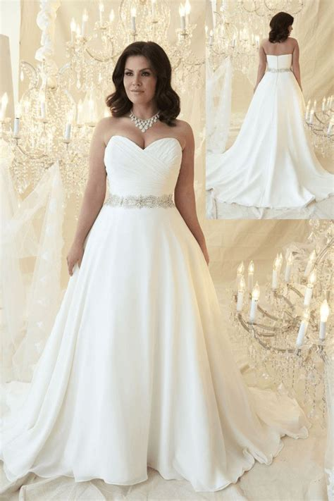 affordable wedding dresses   size women