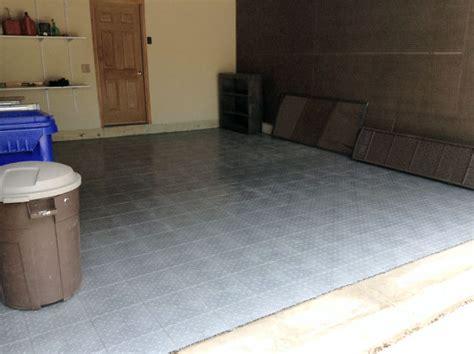 resurface garage floor interlocking floor tiles on concrete floor skv construction