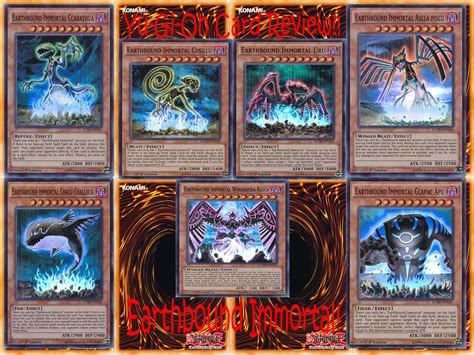 yu gi oh card review earthbound immortals the good and