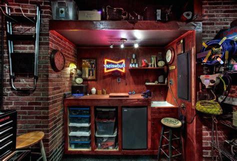Garage Storage Bars by Top 50 Best Garage Bar Ideas Cool Cantina Workshop Designs