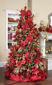 25, Red, And, Gold, Christmas, Decorations, Ideas, You, Can, U0026, 39, T, Miss