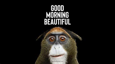 good morning beautiful quotesbook