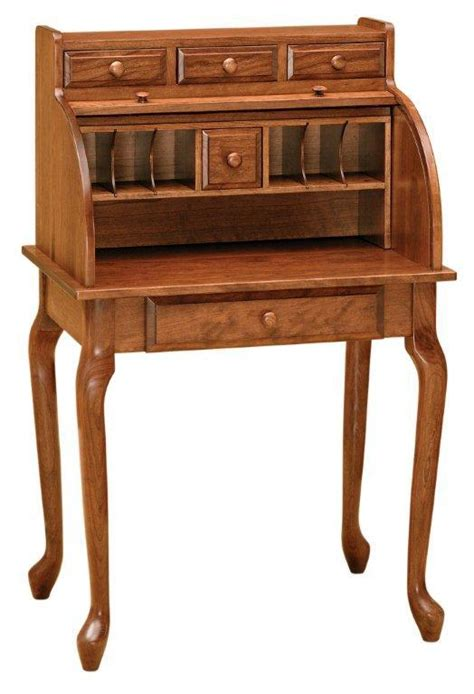 Furniture Gt Office Furniture Gt Top Gt Solid Wood Roll Top