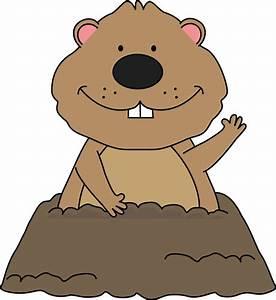 Groundhog Clip Art - Groundhog Image