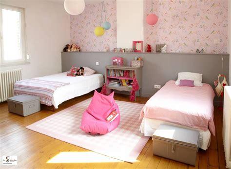 chambre pour 2 chambre de fille bien rangee
