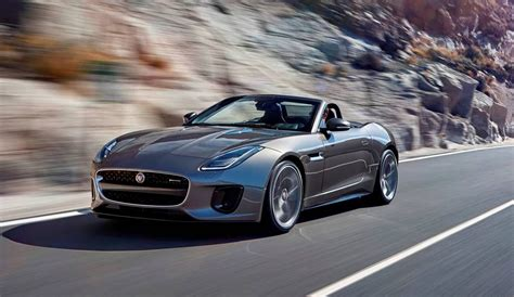 Mobil Jaguar F Type by Jaguar Unveils Updated 2018 F Type Newsmobile