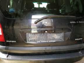Opel Zafira Ersatzteile