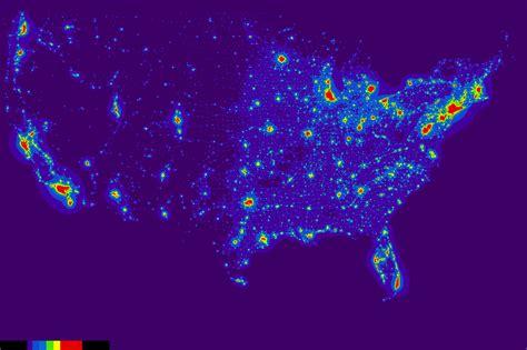 Suomi Npp Data Used Create World Atlas Artificial
