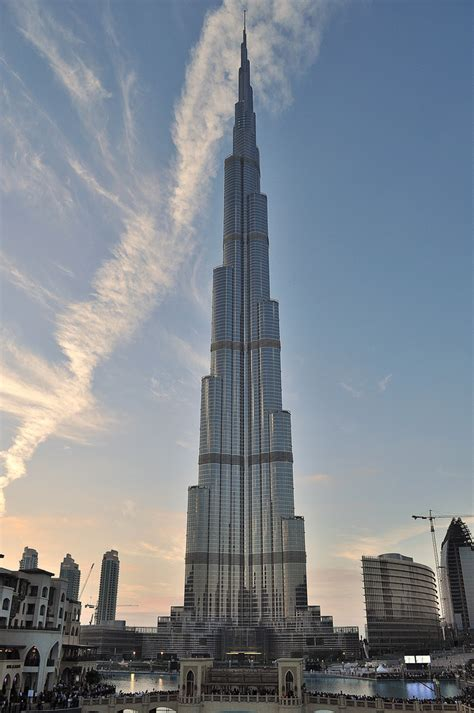 The Nuts And Bolts 10 Tallest Buildings In The World