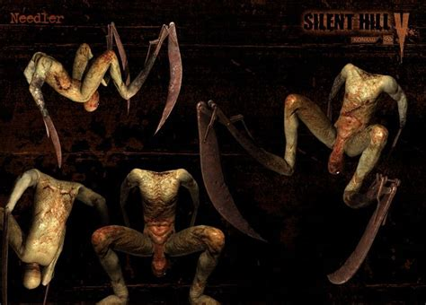 Needler Silent Hill Rpg And Video Games