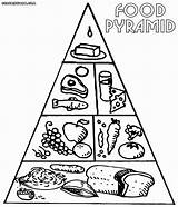 Pyramid Coloring Pages Groups Drawing Printable Sketch Getdrawings Getcolorings Template sketch template