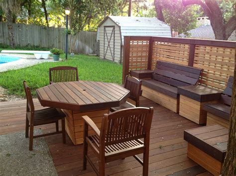 Patio Deck Furniture by Deck Furniture Phase Ii