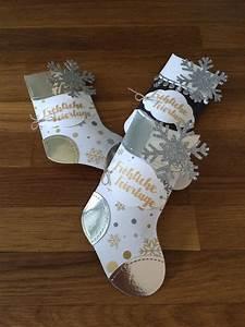 Gutscheine Verpacken Weihnachten : stampin up geschm ckter stiefel gutschein verpackung produktpaket gut geschm ckt stempelturm ~ Eleganceandgraceweddings.com Haus und Dekorationen