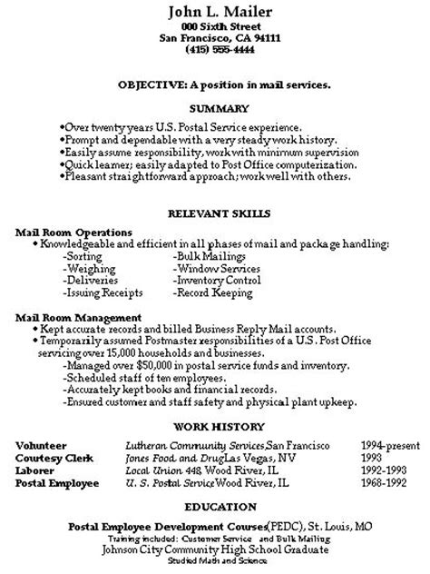 Damn Resume Service by Mail Sorting Resume Sles