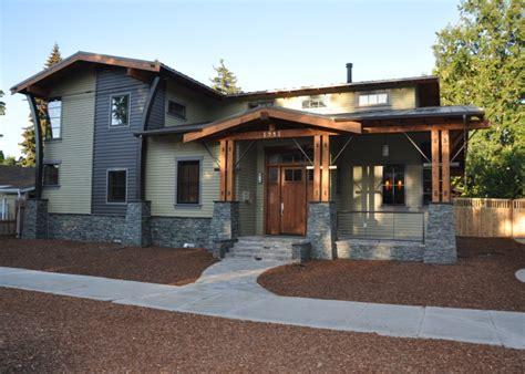 Post Modern Home Style : Post Modern Craftsman