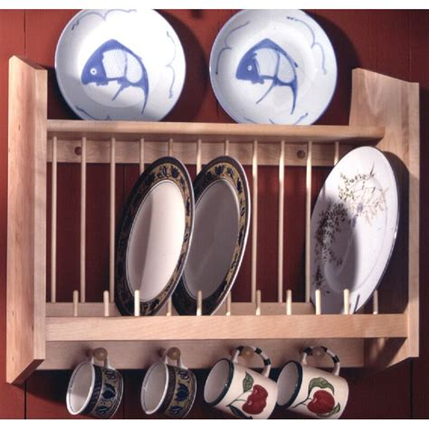 wooden plate rack   great   store  display plates  mugs   home find