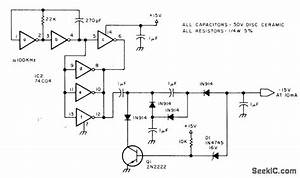 15 V From  15 V - A-d D-a Converter Circuit