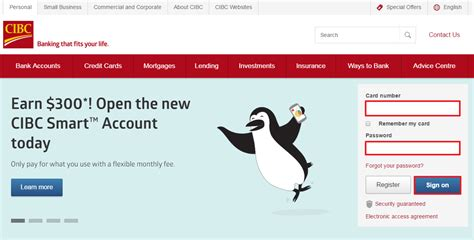 Cibc how to pay credit card bill online. CIBC Online Banking Sign-In