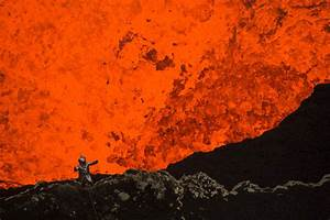 Marum Volcano 2014