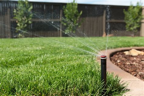 how do lawn sprinkler systems work electric drain